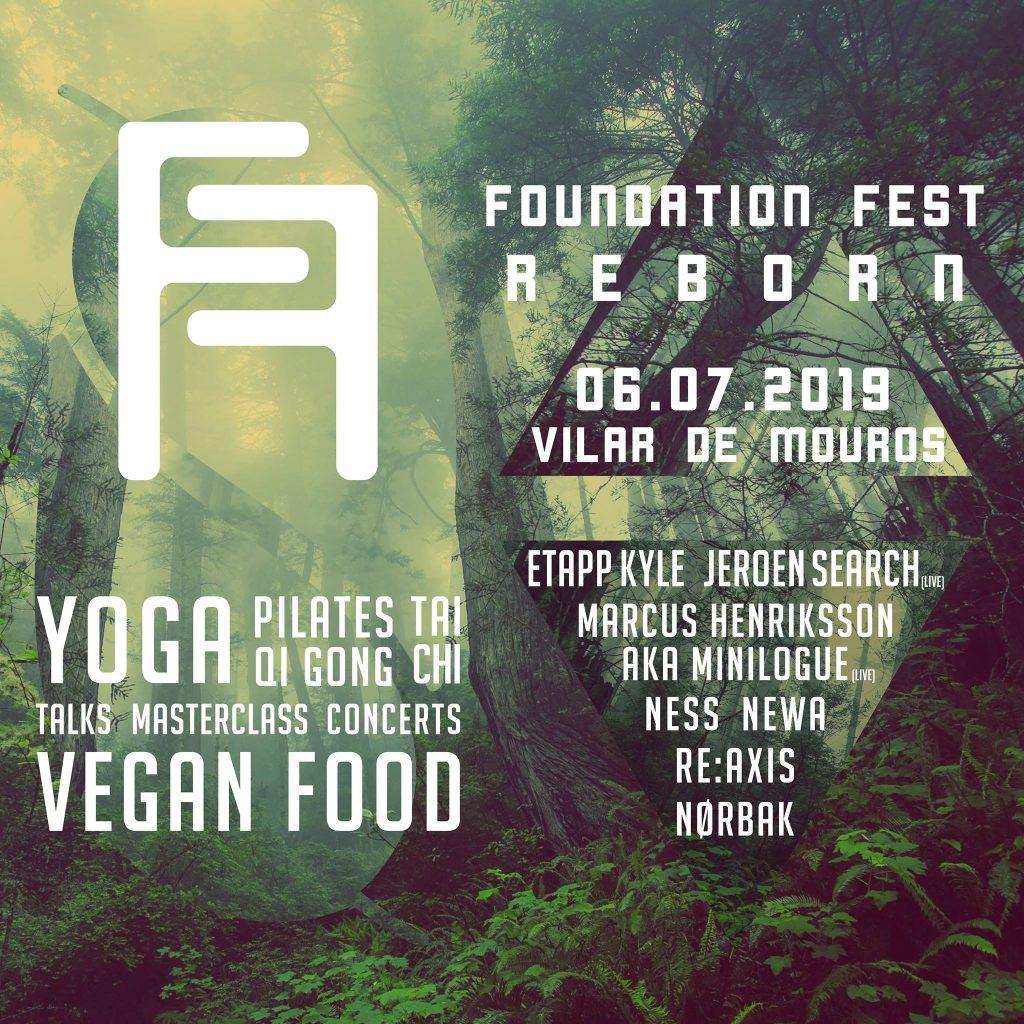 Foundation Fest Reborn